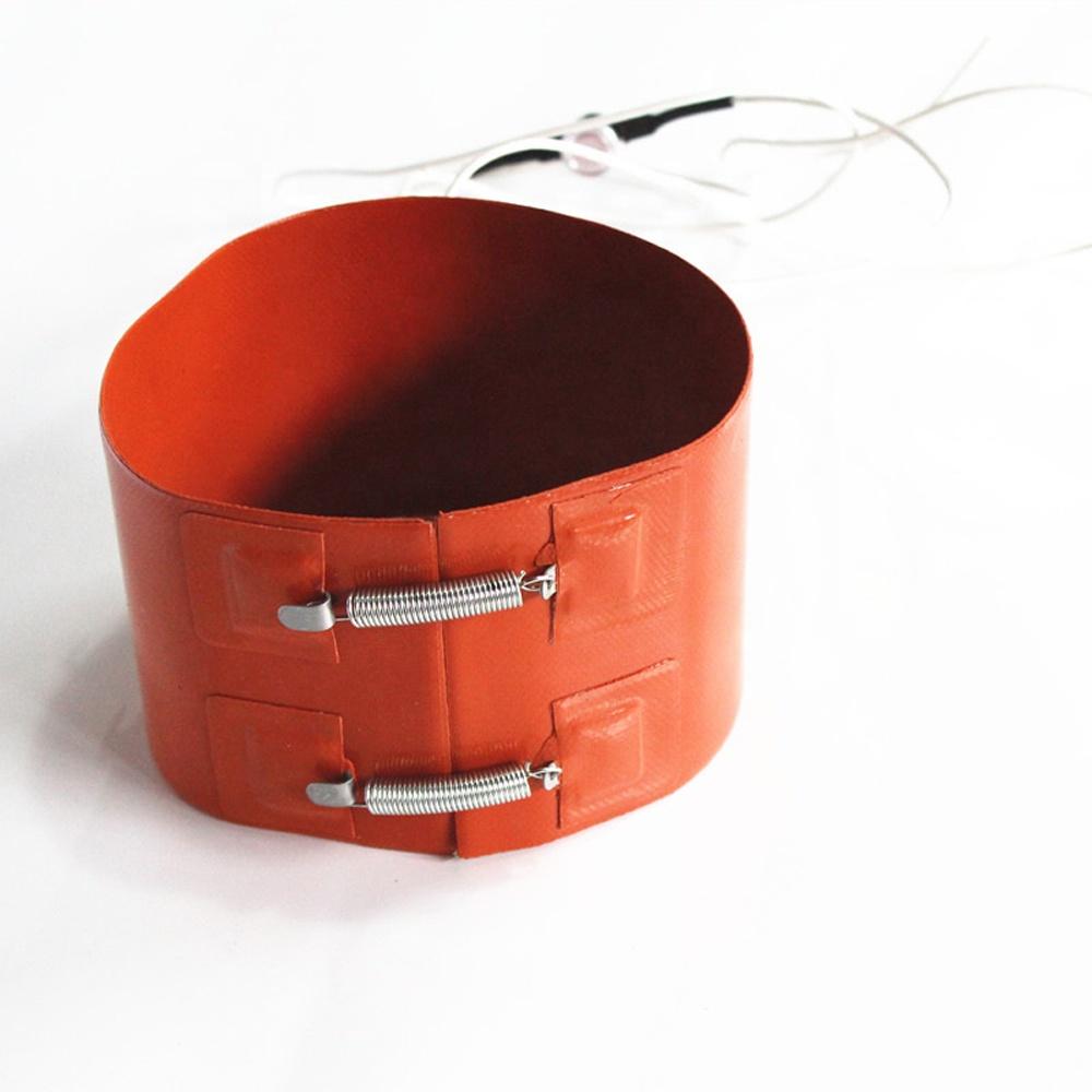 Xinrub 200 litros Calentador para tambor de aceite de silicona aislante de gal/ón calentador de barco